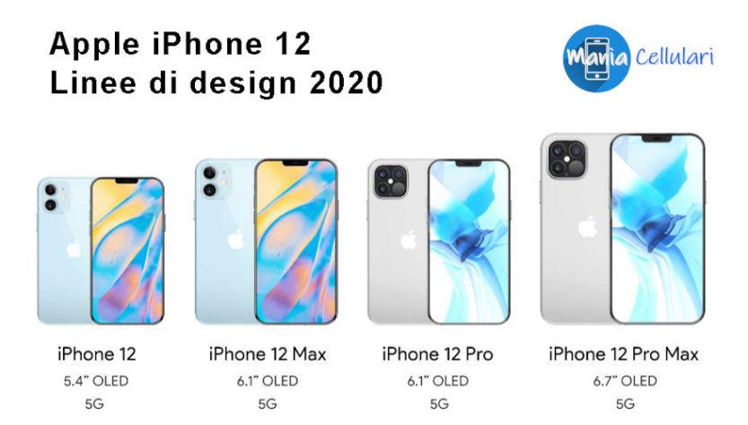 Apple iPhone12 - maniacellulari